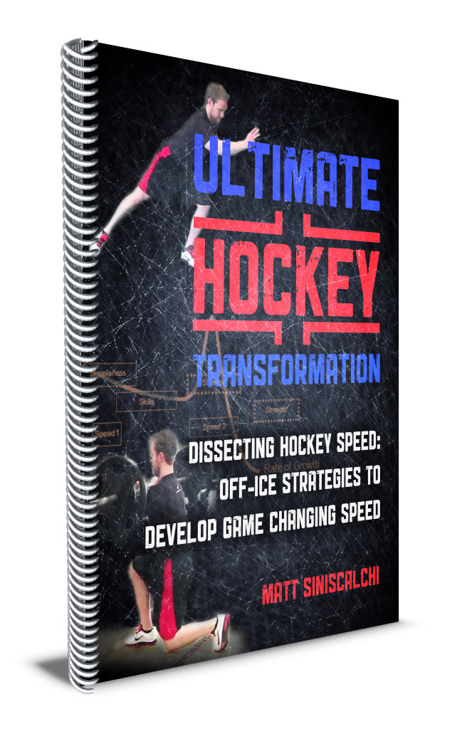 Matt Siniscalchi-Dissecting Hockey Speed