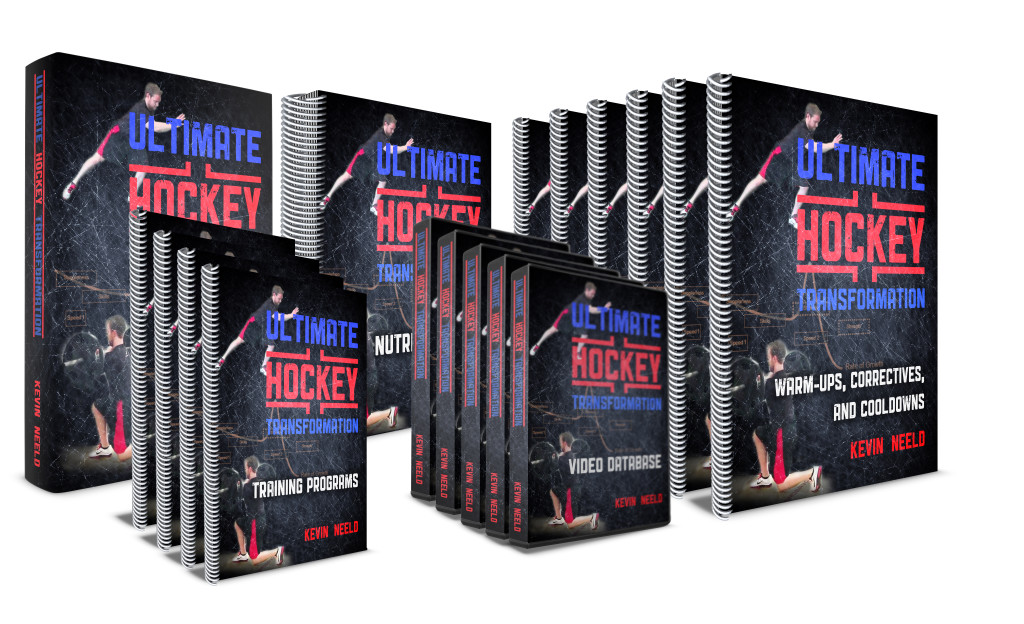 Ultimate Hockey Transformation Pro Package