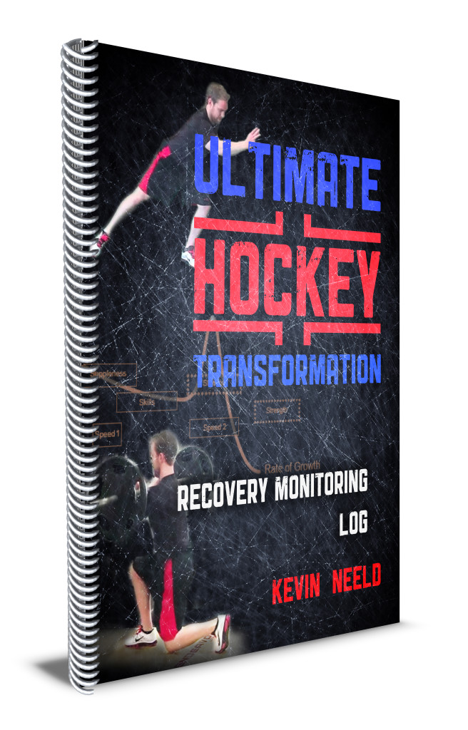 Ultimate Hockey Transformation Recovery Monitoring Log